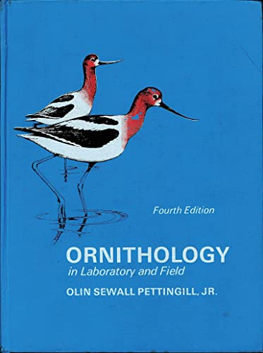 9780808716099: Ornithology in laboratory and field
