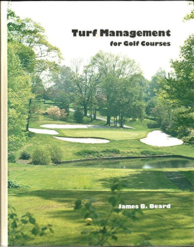 9780808728726: Turf Management for Golf Courses