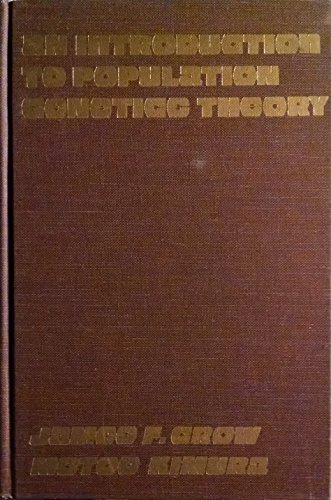 9780808729013: Introduction to Population Genetics Theory