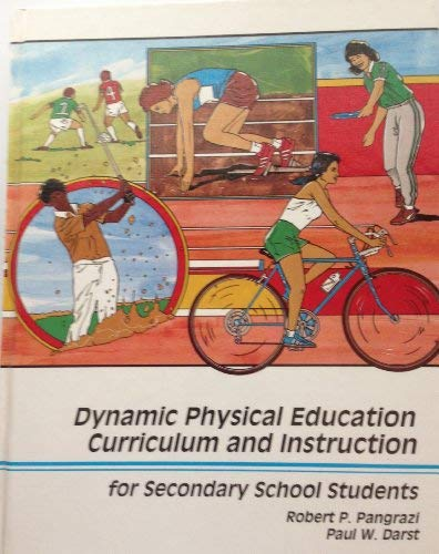 9780808733461: Dynamic physical education curriculum and instruction for secondary school students