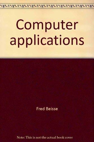 9780808764250: Computer applications: Using Introsoftware IBM
