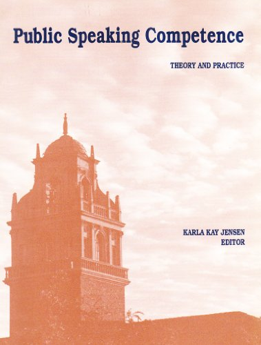 9780808797258: Public Speaking Confidence, Theory and Practice (Department of Communication Studies, Texas Tech University))