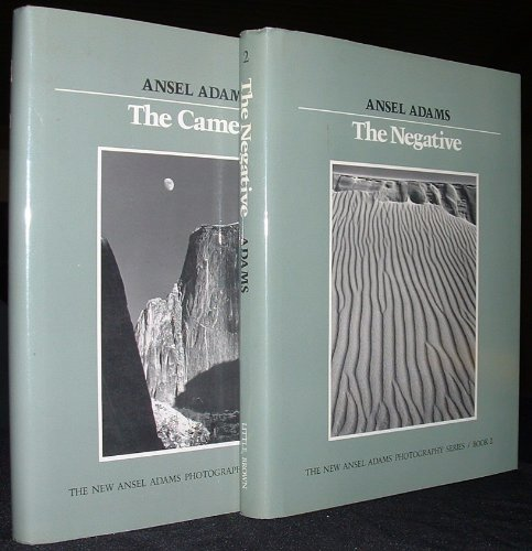 9780808876236: The New Ansel Adams Photography Series The Camera (Volume 1) & The Negative (Volume 2)