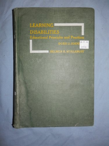 9780808902195: Learning Disabilities: Educational Principles and Practices