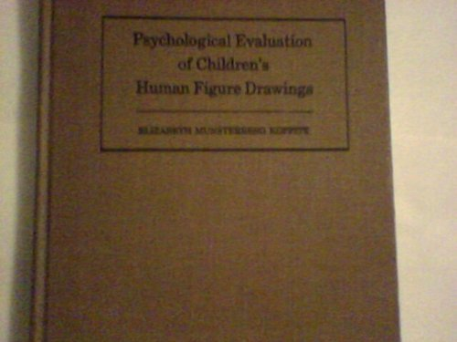 9780808902409: Psychological Evaluation of Children's Human Figure Drawing