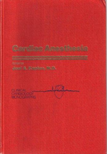 9780808911258: Cardiac Anesthesia: v. 1