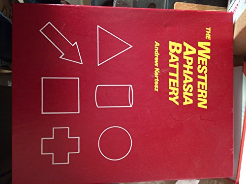 9780808914358: The Western Aphasia Battery