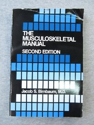 9780808917960: Musculoskeletal Manual (Second/2nd Edition)