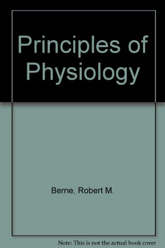 9780808918752: Principles of Physiology