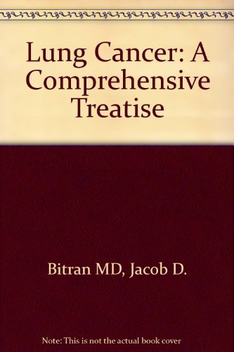 9780808918769: Lung Cancer: A Comprehensive Treatise