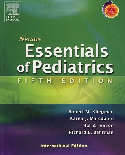 9780808923251: Nelson Essentials of Pediatrics