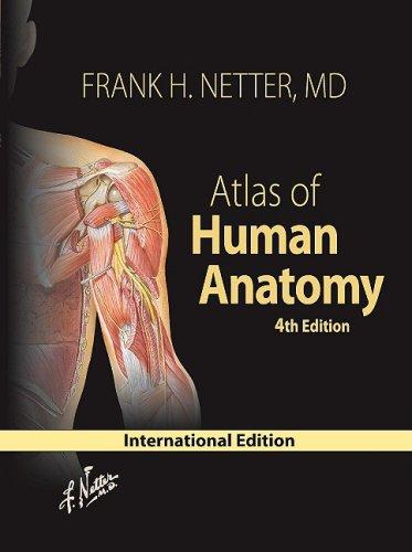 9780808923848: Atlas of Human Anatomy - 4th edition