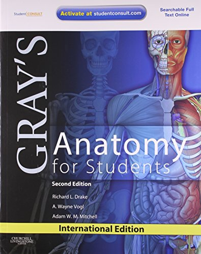 9780808924067: Gray's Anatomy for Students