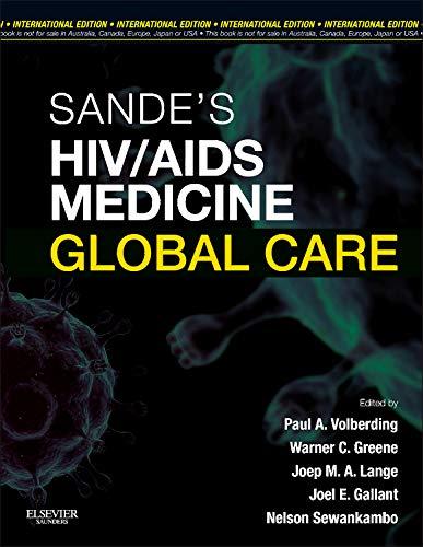 9780808924425: Sande's HIV/ AIDS Medicine: Global Care