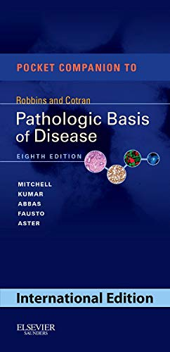 9780808924470: Pocket Companion to Robbins & Cotran Pathologic Basis of Disease
