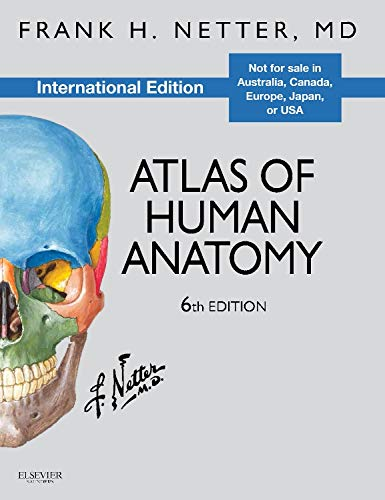 9780808924517: Atlas of Human Anatomy, International Edition