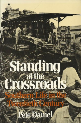 9780809001675: Standing at the Crossroads: Southern Life Since 1900 (American Century Series)
