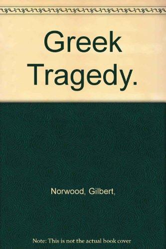 9780809005215: Greek Tragedy.