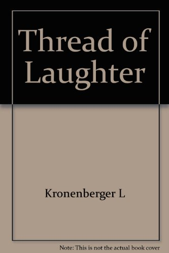 9780809005482: Thread of Laughter