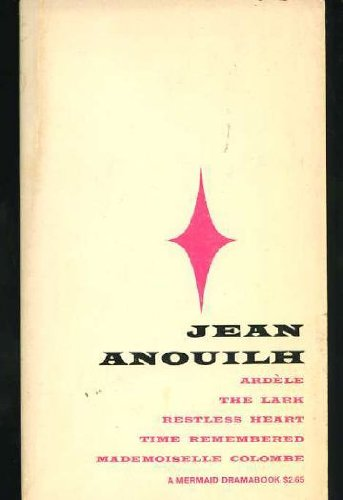 Five Plays Vol. 2 (Jean Anouilh): Anouilh, Jean