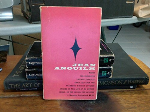9780809007394: Jean Anouilh: Seven Plays