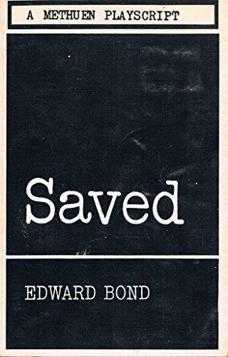 9780809012121: Saved (Spotlight Dramabook)