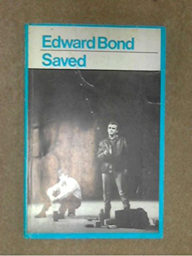 Saved (Spotlight Dramabook): Bond, Edward