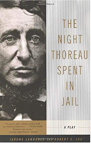 9780809012237: The Night Thoreau Spent in Jail: A Play