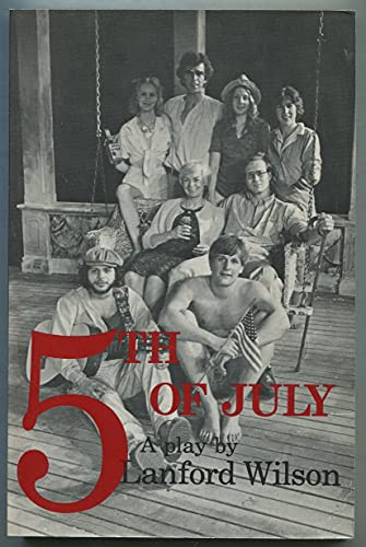 9780809012404: 5th of July: A Play (Dramabook)