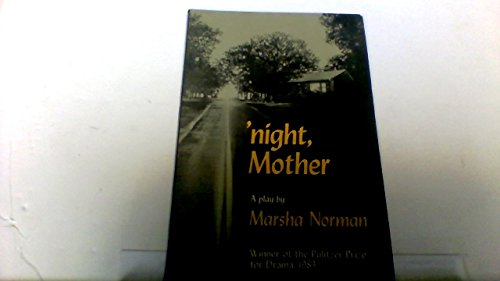9780809012466: 'Night, Mother: A Play