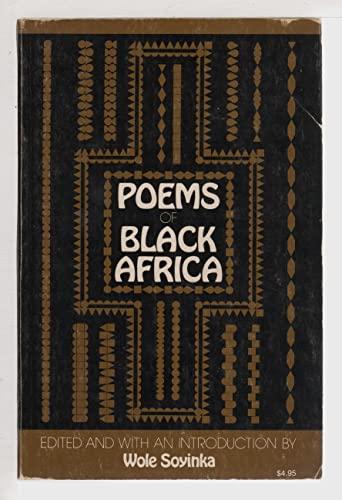 9780809013760: Poems of Black Africa