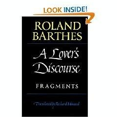 9780809013883: A Lover's Discourse: Fragments