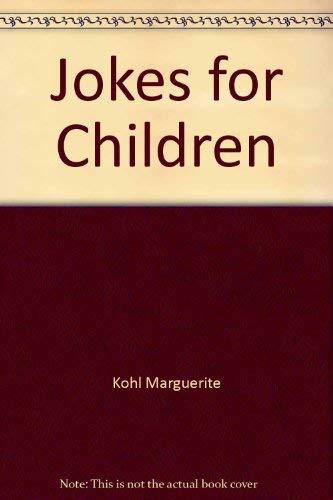 9780809015115: Jokes for Children
