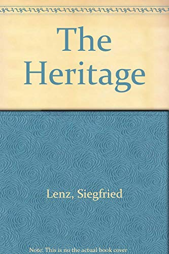 9780809015122: The Heritage (English and German Edition)
