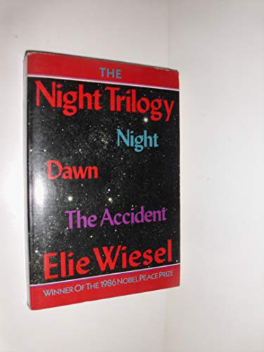 9780809015375: The Night Trilogy: Night; Dawn; [and] The Accident