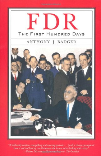 9780809015603: FDR: The First Hundred Days (Critical Issue)