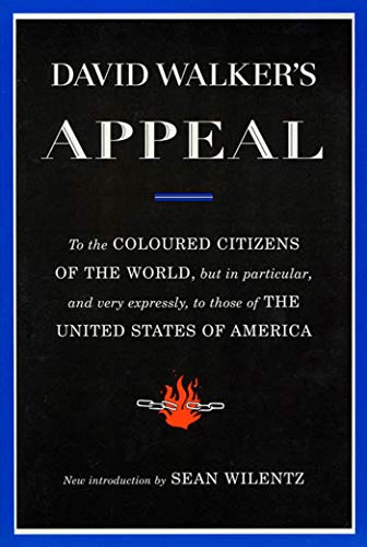 9780809015818: David Walker's Appeal: To the Coloured Citizens of the World, but In Particular, and Very Expressly, to Those of the United States of America
