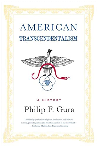 9780809016440: American Transcendentalism: A History