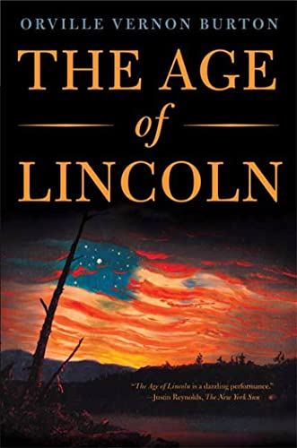 9780809023851: The Age of Lincoln: A History