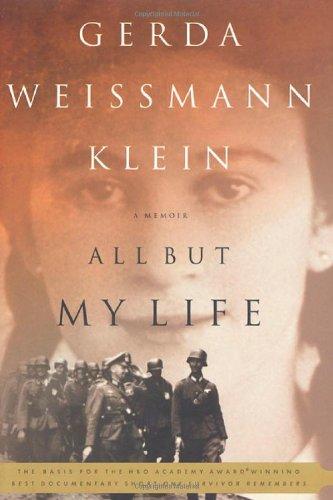 9780809024605: All But My Life: A Memoir