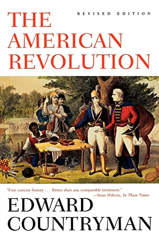 9780809025626: The American Revolution: Revised Edition