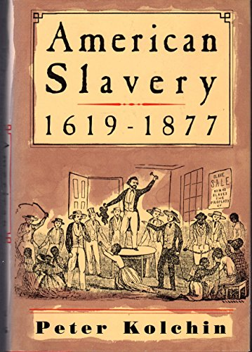 a history of the institution of slavery in america