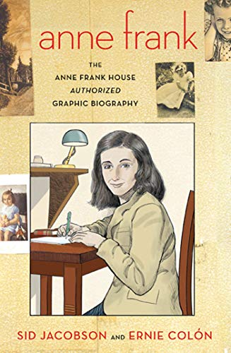 9780809026852: Anne Frank: The Anne Frank House Authorized Graphic Biography