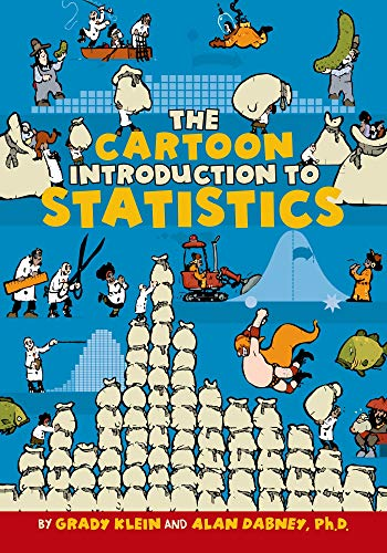 9780809033591: The Cartoon Introduction to Statistics