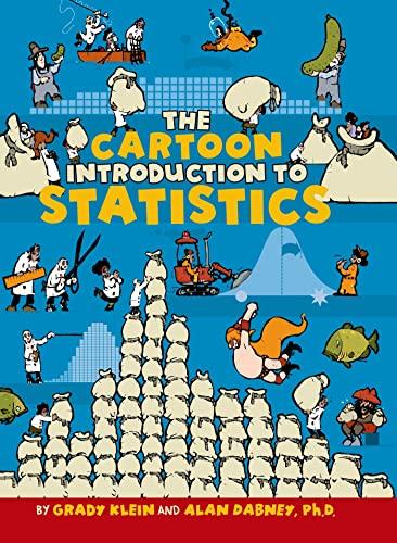 9780809033669: The Cartoon Introduction to Statistics