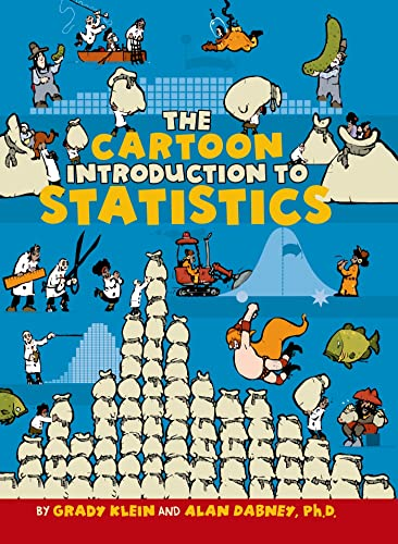9780809033669: The Cartoon Introduction to Statistics