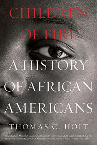 9780809034178: Children of Fire: A History of African Americans