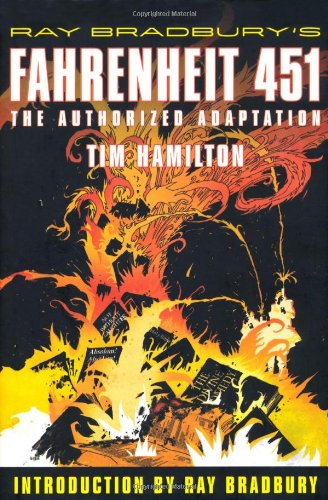 9780809051007: Ray Bradbury's Fahrenheit 451: The Authorized Adaptation