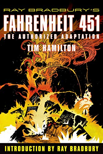 9780809051014: Ray Bradbury's Fahrenheit 451: The Authorized Adaptation