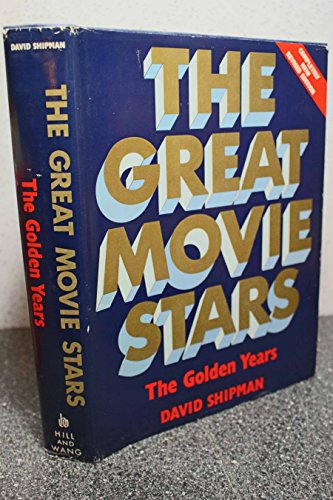 9780809051700: The Great Movie Stars: The Golden Years